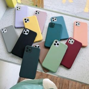 NEW iPhone 11/Pro/Max/XR/XS/X/7/8/Plus Candy Case